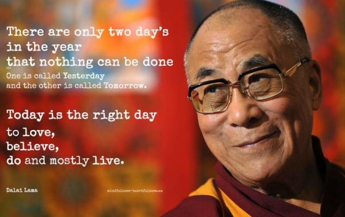 foto Dalai-Lama spreuk two days site