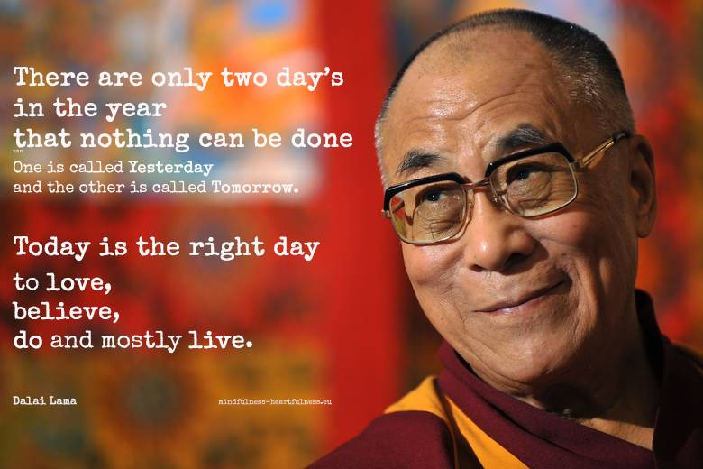 foto Dalai-Lama spreuk two days site