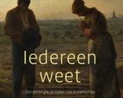 HR cover van boek Iedereen weet (Edel Maex)