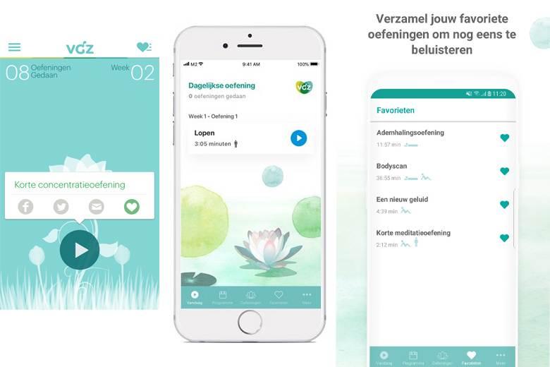 Mindfulness-app-VGZ-Mindfulness-coach site