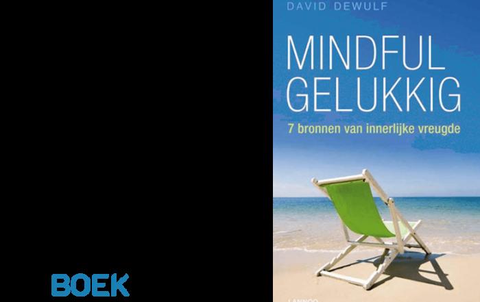 cover boek mindful gelukkig van david dewulf
