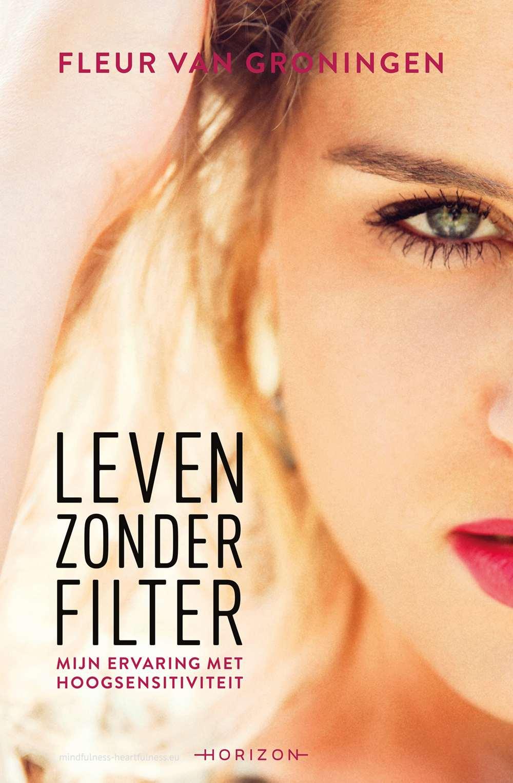 boek leven zonder filter cover