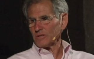 foto interview professor jon kabat-zinn