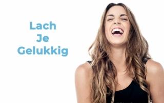 foto van een lachende vrouw