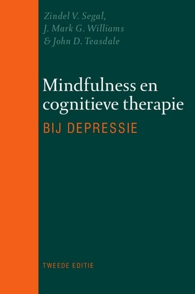 cover boek mindfulness en cognitieve therapie bij depressie zindel segal williams teasdale