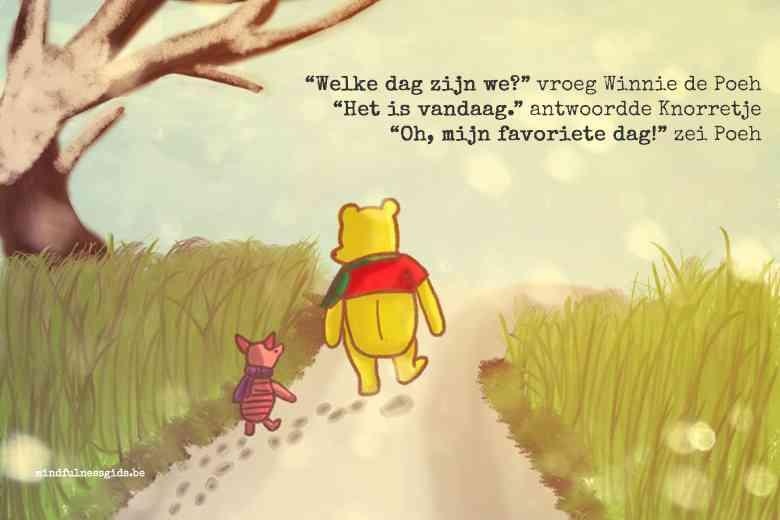 Citaten Uit De Tao Van Poeh : De wijsheid van een beer downloadbare prent